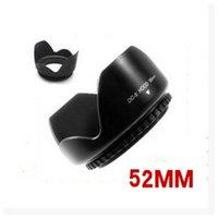 Wholesale D3200 D3300 D5200 D5300 Camera Lens Hood mm Bayonet Fits for AF S DX mm f G VR II Lens