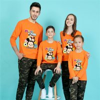 animals match - Long sleeve Little Animals Family Clothing Shirt Christmas GiftCotton long sleeved T shirt Family Matching Outfits