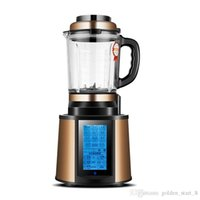 bean cooking - Automatic heating cooking machine glass cup multi functional Blender household electric Mixer Free taxes to Eurouean country