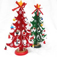 art products manufacturers - The Limited Solid New Wooden Christmas Tree Furnishing Articles Dusting with Decorative Products Manufacturers Selling Arts And Crafts