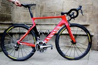 Wholesale Hot Sale Ultimate CF SLX Red Carbon Complete Road Bike Clearance DIY Bike With Ultegra Groupset