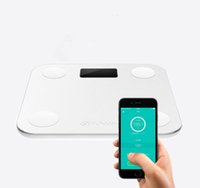 bathroom test - YUNMAI Mini Smart Weighing Scale Digital Scales Support Android4 IOS7 Bluetooth Losing Weight Digital Scale Body Fat Scale