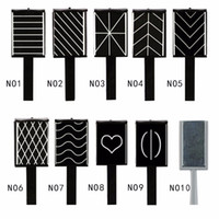 Cheap Wholesale-1 pc Magnet Plate Wand Board Nail Art Tool for DIY Magic 3D Cats Eyes Magnetic Polish Cats Eyes Choose