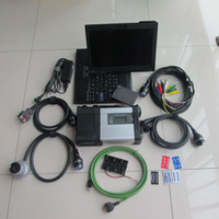 Wholesale mb star c5 ssd v mb c5 software win7 bit system with X200T toughbook ready to work for mb star diagnosis