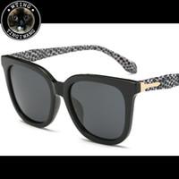 La nueva mujer de moda 2017 polarizó vidrios de la lente de HD Las mujeres calientes de las gafas de sol de la flor de Feminino de la venta Sunglasses UV400 califican al diseñador