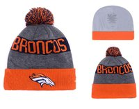 Wholesale 2017 new style National Football Winter Wool Hats Broncos Beanies Green Bay Sports Hats Packers Denver Cowboys Cardinals Raiders Giants Hats