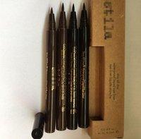 america cosmetics - America Brand Cosmetic Eyeliner Black Eyes Stay All Day Waterproof Liquid Eye liner Color Black and Brown
