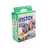 Wholesale 20 Sheets Instax Mini Instant Film White Wide For Instax Camera AF Good Quality