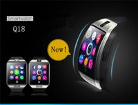 Cheap All Compatible Q18 Best English Answer Call Smartwatch
