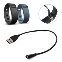Wholesale High Quality USB Charger Charging Cable For Fitbit Charge HR Smart Wristband Replacement for lost or damaged cables