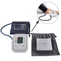Wholesale Upper arm digital blood pressure monitor medical sphygmomanometer meters automatic for measuring pulse rate household health care