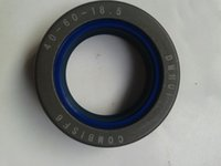 Wholesale ISO Oil seals COMBI SF6 Type X60X18 OEM B Used for tractor supplied by China manufacturer