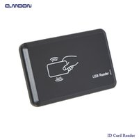 Wholesale widelu use USB port EM4001 khz RFID ID Contactless sensitivity Smart Card Reader support window system