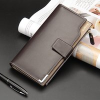 american youth sports - Factory men long wallet wallet Korean youth fashion handbags mix