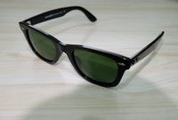 Wholesale 2017 Fashion Men Women UV400 Protection Sunglasses with High Quality Metal Hinge and Glass Lens