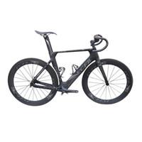 Wholesale FCFB carbon road bike Pro01 cm new carbon road frame K matt BB92 bicicleta road bike frame with handlebar stem