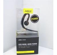 Wholesale GENUINE STORM BLUETOOTH HEADSET HD VOICE NFC NOISE BLACK COLOUR FOR JABRA STORM