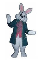 Wholesale 2016 brand new High Quality Toy Shopping Basket Rabbit Cartoon Characters Custom Costume Halloween Mascot Dress Carnival Costume