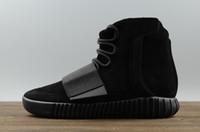 authentic basketball shoes - 2017 Adidas Originals Authentic Yeezy Boost Grey B35309 Online Whoelesale Mens Basketball Shoes Kanye West Boost Yezzy With Box