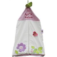 Wholesale Multifunctional Baby Diaper Storage Bag Guadai Stroller Diaper Hanging Pocket Baby Care