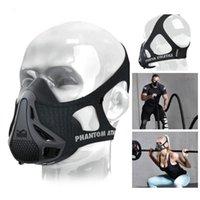 athletic sports equipment - 2017 New Trend Equipment Phantom Athletics Training Mask Popular Mask Sport Mask
