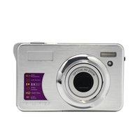 Wholesale 18Mp Max x720P HD Video Super Gift Digital Camera with MP CMOS Sensor Cheap Digital Camera with quot LCD Display X Digital