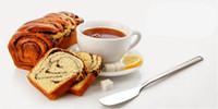 Wholesale 150pcs Stainless Utensil Cutlery Butter Knife Cheese Dessert Jam Spreader Breakfast Tool New Tablewares ZA0456