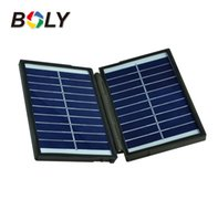Wholesale Solar Battery Charging By Outdoor Sun Lights Solar Charger for power bank Solar panel for Outdoor Camera trail camera