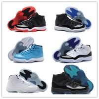 Men basketball leather fabric - Price S XI Bred Concord Space Jam Legend gamma blue Basketball Shoes Cheap Men Women Athletics Sneakers Sport shoes Retro