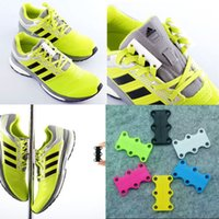 Wholesale Zubits Novelty Shoe Buckles DIY Lazy Magnetic Casual Sneaker Shoe Buckles Closure Creative No Tie Shoelace Unisex Sneaker Shoes Closure F183