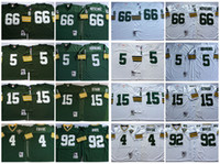 bart starr jersey cheap - Retired Player Ray Nitschke Throwback Football Jersey Vintage Brett Favre Bart Starr Ray Nitschke Reggie White Jersey Cheap