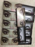 Wholesale 2016Huda Beauty False Eyelashes Eyelash Extensions handmade Fake Lashes Voluminous Fake Eyelashes For Eye Lashes Makeup