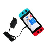 Wholesale US Plug AC Adapter Travel Charger Adapter Power Supply for Nintendo Switch
