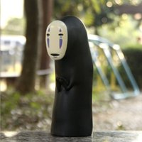 Wholesale Explosion Miyazaki and Chihiro cm no face male piggy bank piggy bank sugar version of the treasures of Decoration
