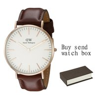 Wholesale DW watches Daniel Wellington watches Brand watch men watch Ladies watch Star with the watches
