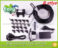 aeroponics systems - cycle green Pump Mist cooling system nozzle outdoor cooling system low powered fog misting system Mist cooling system Aeroponics