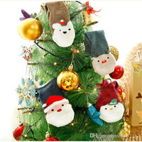 achat en gros de fils père-Chaussettes pour bébés de Noël Chaudières de bébé chaud Enfant Chaussettes en éponge écharpe épaissir les enfants garçon fille serviette de dessin animé chaussettes du père noël