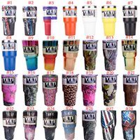 Wholesale 2016 NEWEST Stainless Steel YETI Rambler Tumbler Color