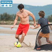 Wholesale New Decathlon KIPSTA Beach Soccer Sunny size PU Recreational footabll man Beach football ball