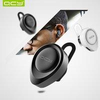 Wholesale QCY J11 Bluetooth Earphone Mini Handsfree Bluetooth V4 Music Player For Iphone Headphone