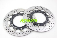 Wholesale Front Brake Rotors For YAMAHA YZF R1