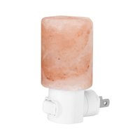 Wholesale Himalayan Natural Salt Lamp Mini W Decorative Wall Night Lights Salt Crystal Rock Lamp For Bedrooms Home Air Purification