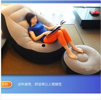 Wholesale comfortable sofa chair sent on behalf of the lazy lunch recliner pedal Anshen to send to friends