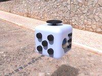 Wholesale 2017 Newest toy Vinyl Desk Toy Fidget Cube colors fidget six cube Fidge cube s description