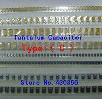 Wholesale Tantalum Capacitor Type C UF V