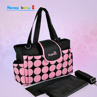 best choice messenger bag - Fashion Multi function Baby Diaper Stroller Bags for Mom Women Messenger Bags The Best Choice of Mommy Baby Nappy Diaper Bags