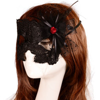 Wholesale Geometric fashion jewelry Charm makeup look fun veil surface act the role of the mask