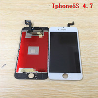 Wholesale A quality for Iphone S LCD display with touch screen factory outlet cheap price DHL shipping Free