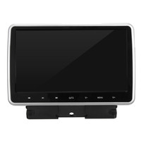 Wholesale High Quality inch Portable Car DVD Player Active HD Touch Headrest Monitor Game Handle LCD