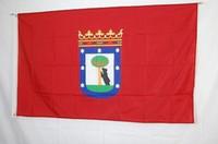 baseball spain - City of Madrid Spain Banner Flag X5Ft Custom America USA Team Soccer College Baseball Flag